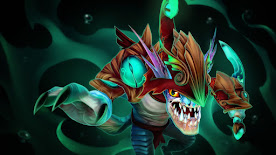 Slark DOTA 2 Wallpaper, Fondo, Loading Screen