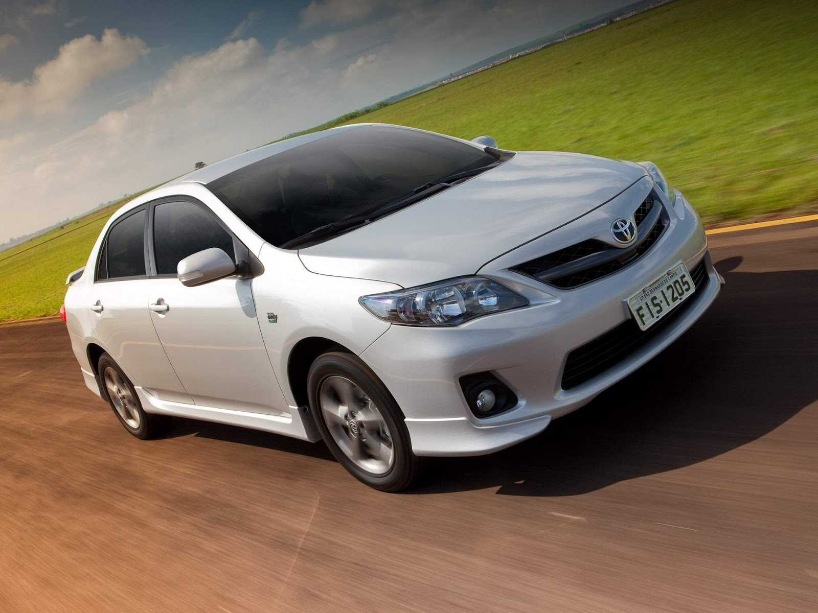 Toyota Corolla 2010 A 2012: Recall Para Airbag   Brasil