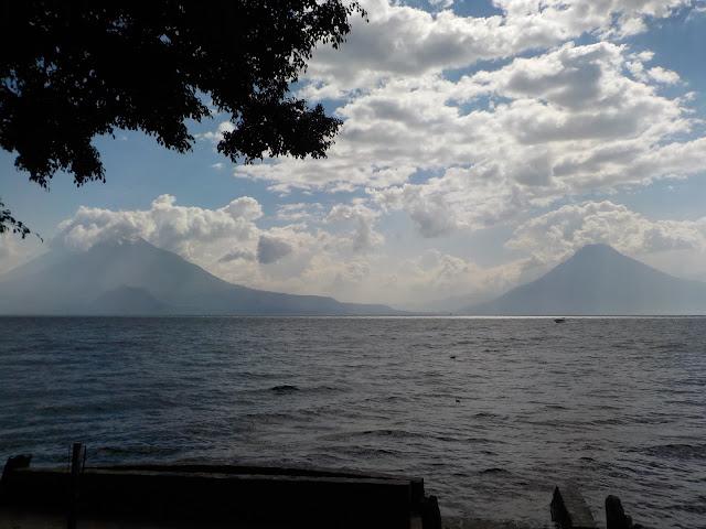 Lake Atitlan Panajachel Guatemala