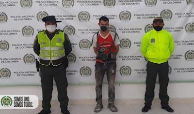 https://www.notasrosas.com/Capturado en Aguachica,  por Delito de Acceso Carnal Violento Agravado