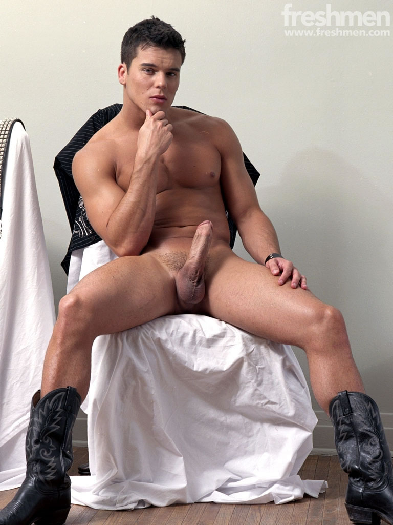 Nude Male Erection