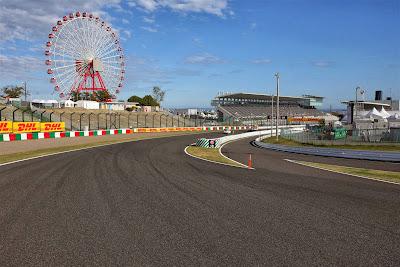 Próxima cita: GP de Japón en Suzuka