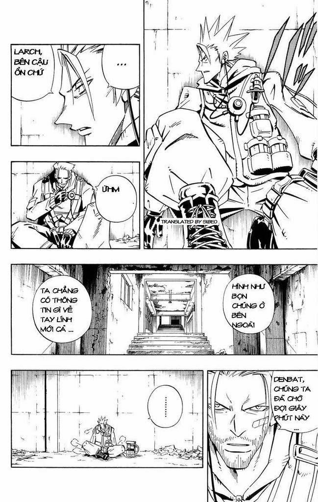 Shaman King [Vua pháp thuật] chap 231 trang 3