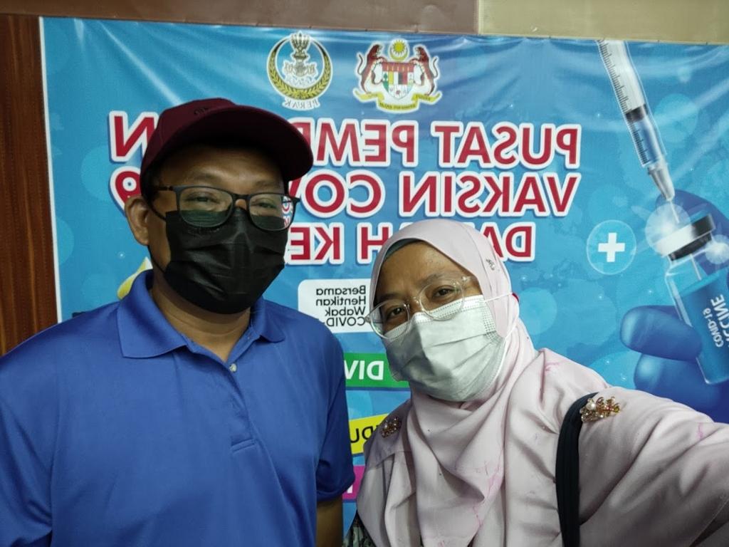 Vaksinasi Covid 19 Malaysia