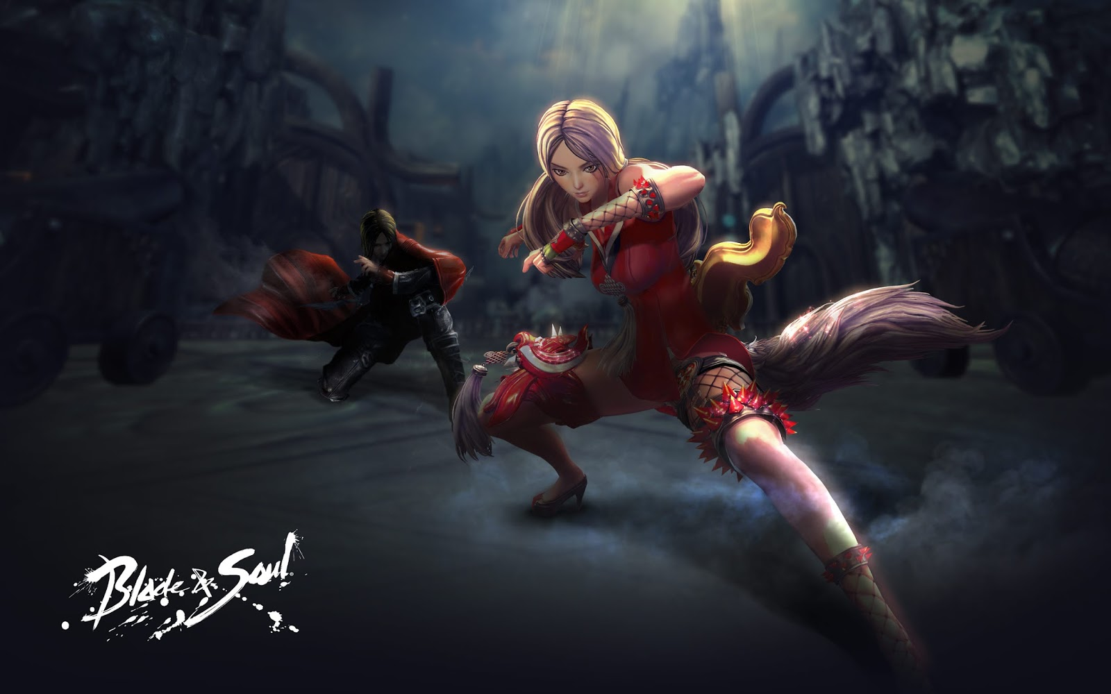 blade and soul how to dance