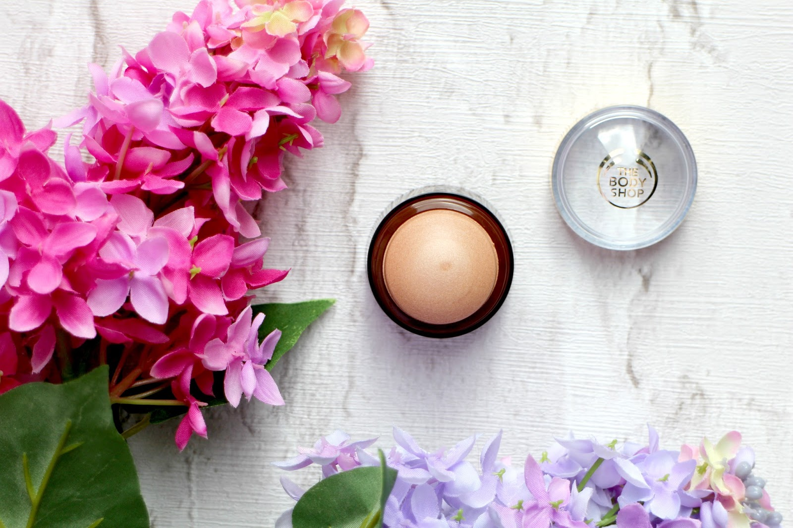The Body Shop Honey Bronze Highlighting Dome Review