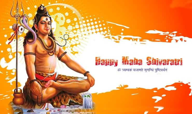 happy shivratri status