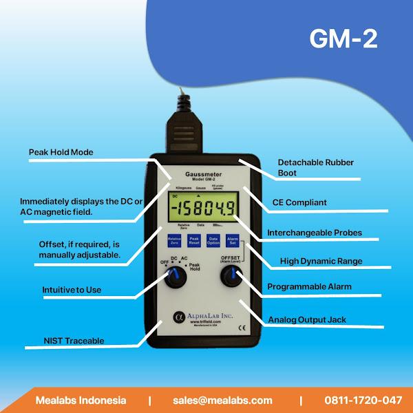GM-2 Gaussmeter