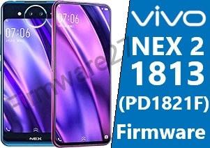 Vivo NEX Dual Screen (1813) PD1821F Firmware