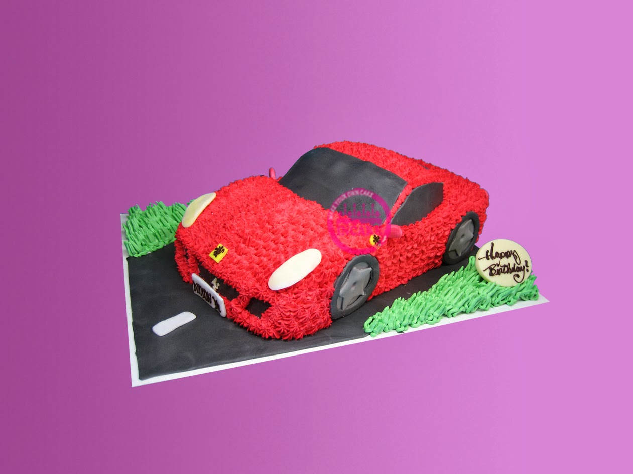 Ferrari 458 Cake Top Car Release 2019 2020