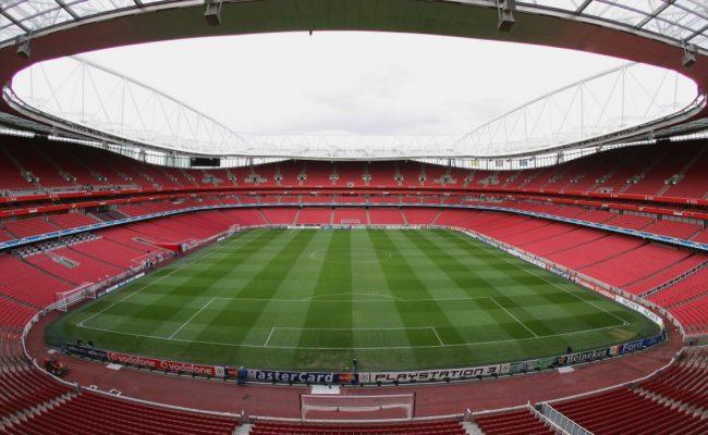 Lapangan sepakbola Emirates Stadium