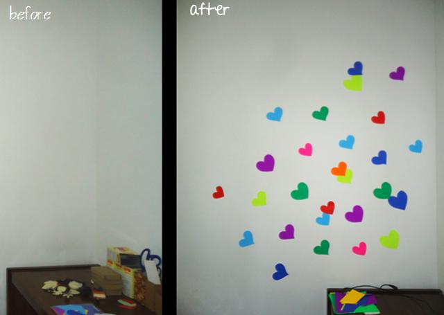 Hiasan Dinding  DIY Wall Sticker dari Kertas atau Karton  BintangTopCom  Dunia Ide dan