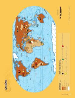 Apoyo Primaria Atlas de Geografía del Mundo 5to. Grado Capítulo 4 Lección 1 Ganadería