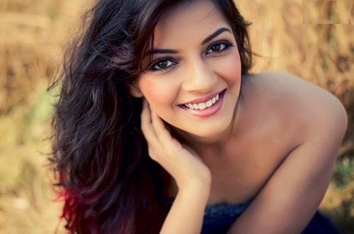 Actress Ishita Sharma