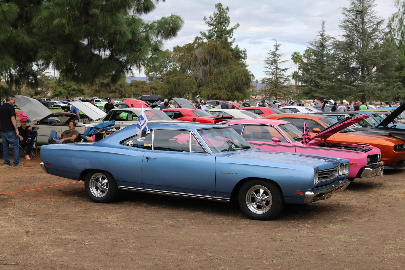 Covering Classic Cars : CPW\'s Fall Fling 2016 Mopar Car Show at ...