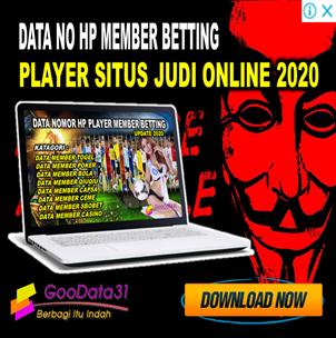 Download gratis database nomor hp member betting player situs poker online - Rajadata31