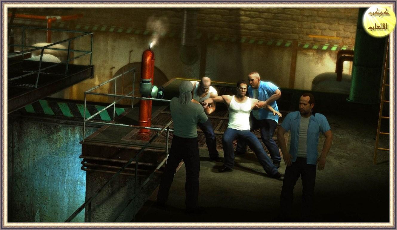 تحميل لعبة الهروب من السجن مجانا Download Prison Break game