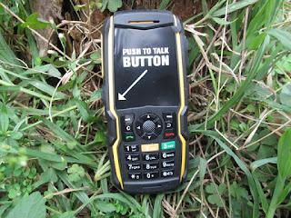 Hape Outdoor Sonim XP5560 Bolt New IP68 Mil Std 810 Certified