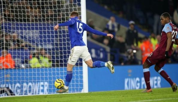 EPL: Leicester defeat West Ham to return to winning ways