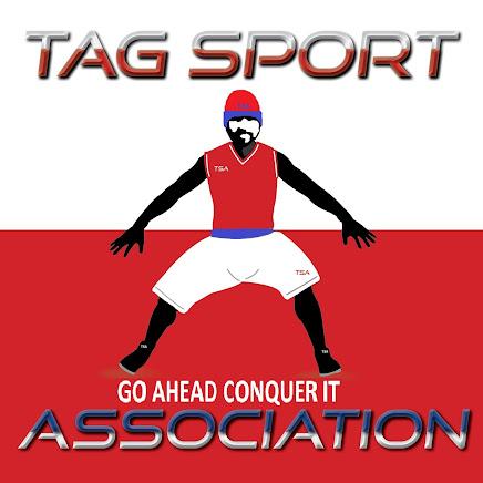 TAG SPORT ASSOCIATION GO AHEAD CONQUER IT