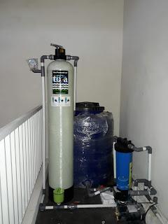 filter air sederhana