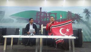 "Senator H.Fachrul Razi ,MIP ""Salam Perdamaian Abadi Untuk Aceh """