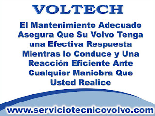 Taller Volvo VOLTECH - Mantenimiento Direccion Volvo