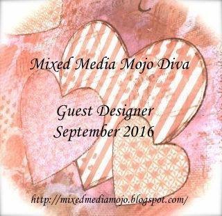 Mixed Media  Mojo Sep 2016