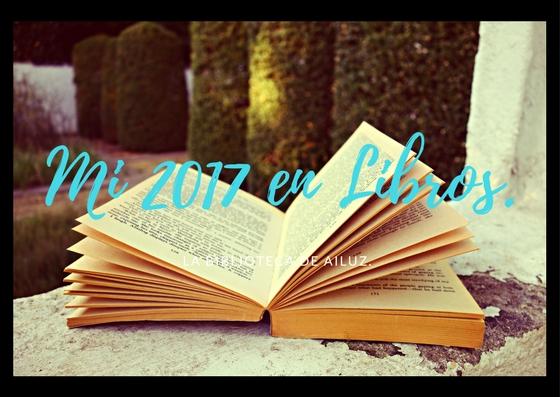 Booktag: Mi 2017 en Libros.