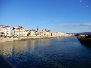 フィレンツェの河