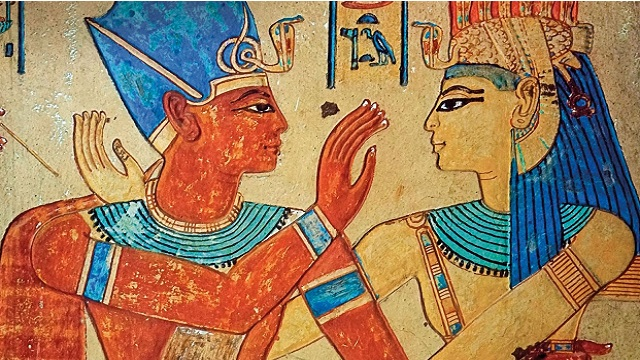 Ancient Egypt Rulers