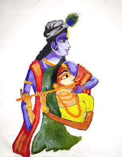 Bhagavad Gita chapter 1 verse 1 - Hindi