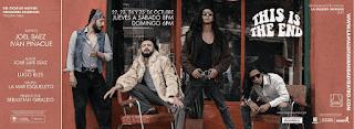Obra THIS IS THE END | Teatro La Maldita Vanidad