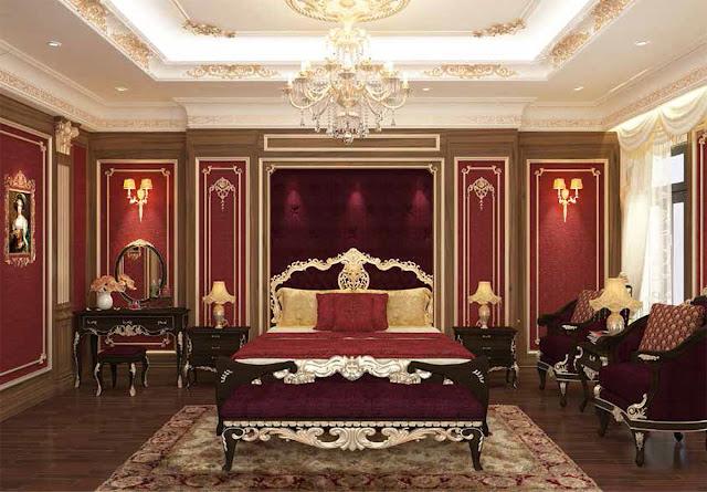 Nội thất phòng ngủ cho vợ chồng