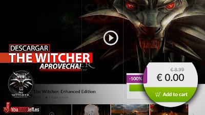 Como Descargar The Witcher Enhanced Edition Gratis para PC, Aprovecha Ahora