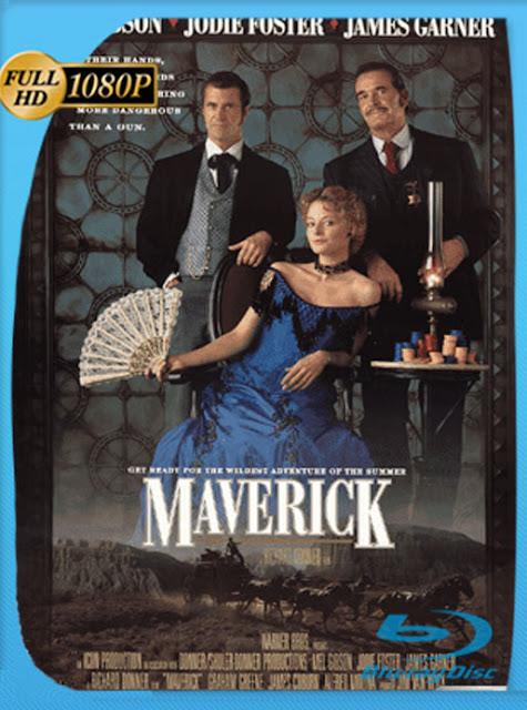 Maverick [1994] HD [1080p] Latino [GoogleDrive] SilvestreHD