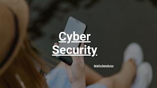 cyber security mathclasstutor