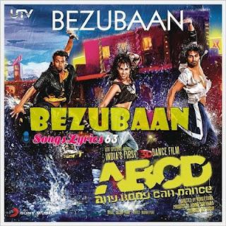 BAZUBAAN Song Lyrics ABCD [2013]
