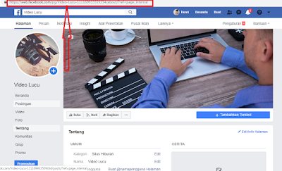 Cara Membuat Fanspage Facebook dan Menampilkannya Diblog Dengan Mudah