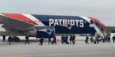 Patriots Plane Bringing Back Over 1 Million Masks From China to US