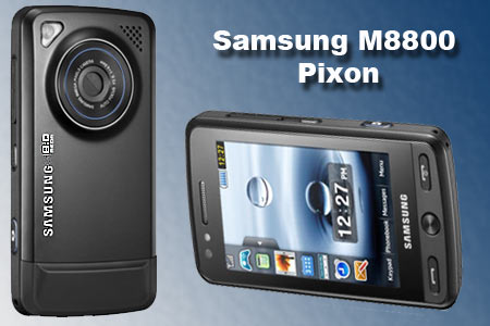 Samsung M8800 Pixon İncelemesi