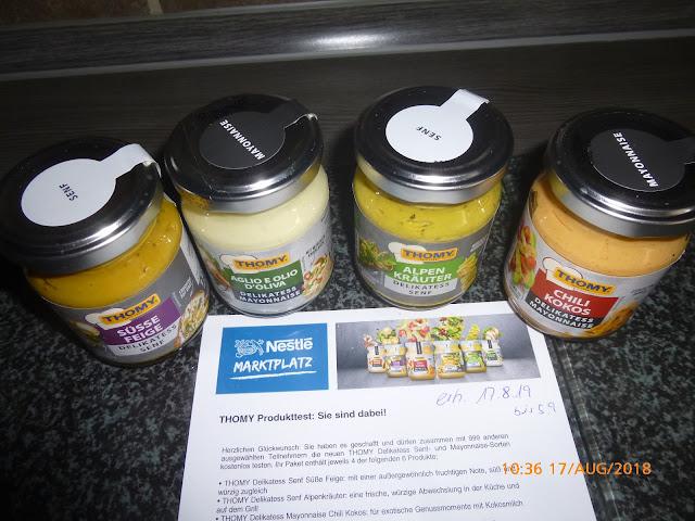 THOMY Delikatess Produkte