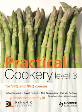 Practical Cookery, Level 3 (5th Edition)
