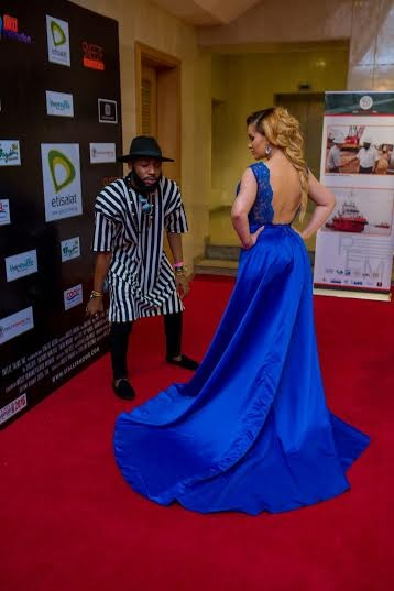 Caroline Danjuma and billionaire Hubby step out together! (photos)