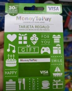gift cards tarjetas regalo en españa en europa