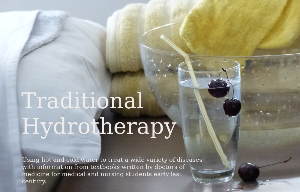 Traditional Hydrotherapy