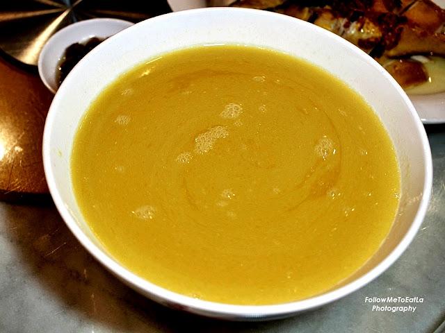 Guinea Fowl Chicken Soup  RM 12.90 (2 pax)