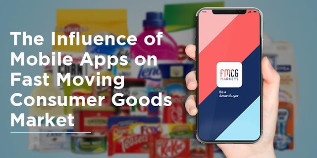 The Influence of Mobile Apps on Fast Moving Consumer Goods Market