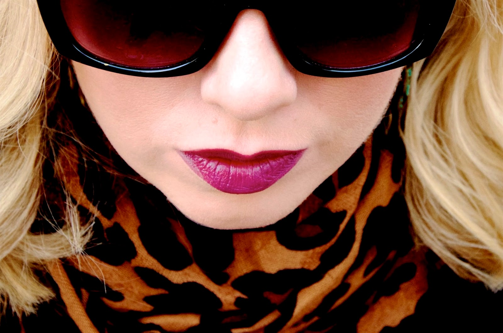 Revlon Va Va Violet Lipstick Close-up