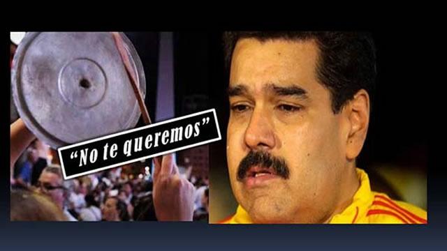 Caiga quien Caiga: Venezuela es gobernada por una MINORÍA